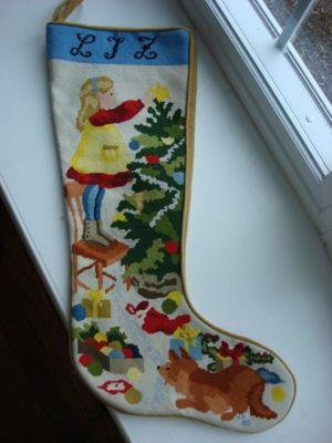 Schnookie's Stocking